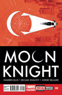 Moon Knight Vol 7 2