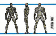 N'Kantu (Earth-616) from Official Handbook of the Marvel Universe Master Edition Vol 1 4 0001