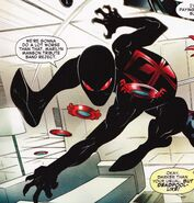 Peter Parker (Earth-616) from Spider-Man Deadpool Vol 1 8 001