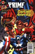 Prime Captain America Vol 1 1