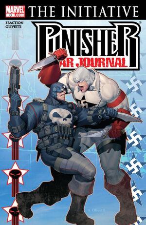 Punisher War Journal Vol 2 8