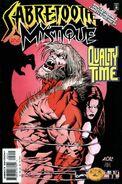 Sabretooth and Mystique Vol 1 2