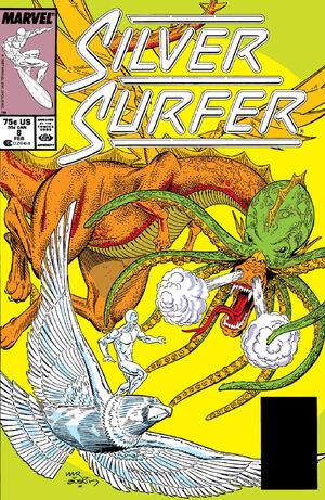 Silver Surfer Vol 3 8