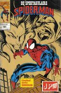 Spectaculaire Spiderman 181