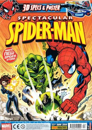 Spectacular Spider-Man (UK) Vol 1 204