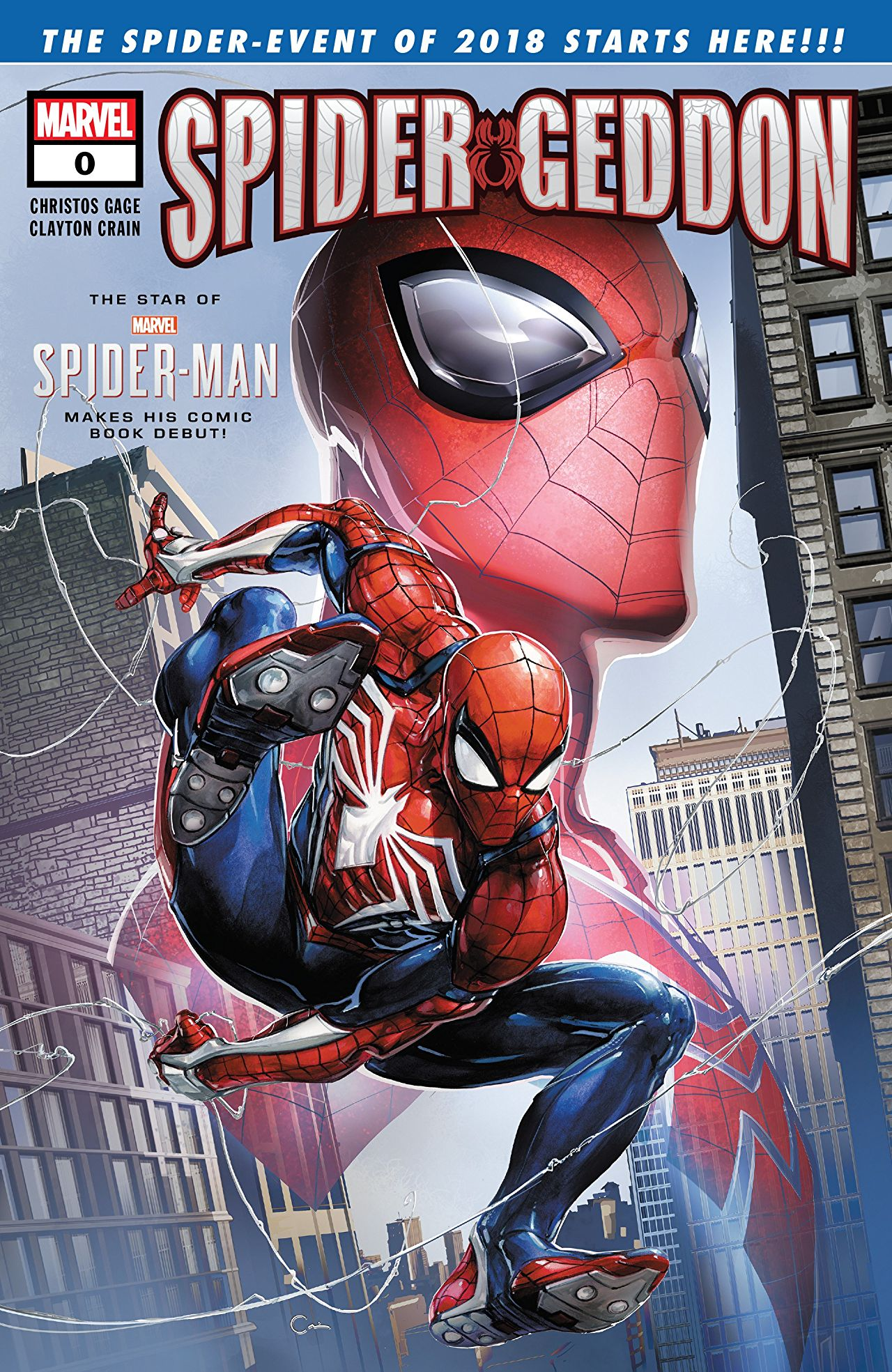 Spider Geddon Vol 1 0 Marvel Database Fandom Powered By Wikia