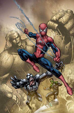 File:Spider-Man 3 The Black Vol 1 1 Textless.jpg