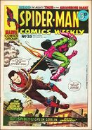 Spider-Man Comics Weekly Vol 1 33