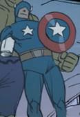 Steven Rogers (Earth-TRN157) Astonishing Spider-Man Wolverine Vol 1 2
