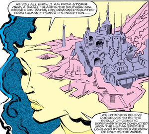 Utopia (Earth-712) 01 from Squadron Supreme Vol 1 1 0001