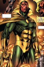 Vision (Earth-22795) from What If Avengers Disassembled Vol 1 1 001