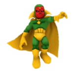 Vision (Earth-91119) from Marvel Super Hero Squad Online 0002