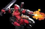 Wade Wilson (Earth-TRN789) from Marvel Super War