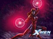 Wanda Maximoff (Earth-7964) from X-Men Legends II Rise of Apocalypse 001