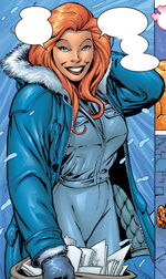 Wilhelmina Lumpkin (Earth-616) from Fantastic Four Vol 3 2 0001