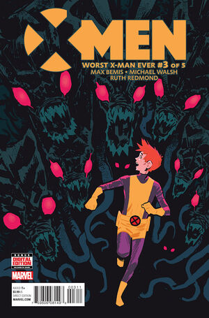 X-Men Worst X-Man Ever Vol 1 3