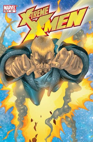 X-Treme X-Men Vol 1 24