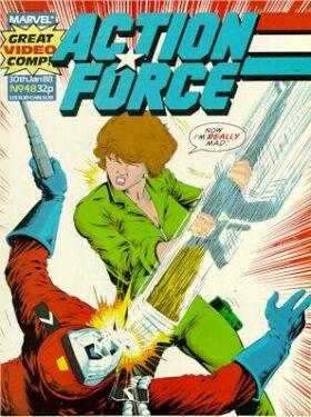 Action Force Vol 1 48