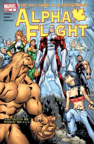 Alpha Flight Vol 3 6