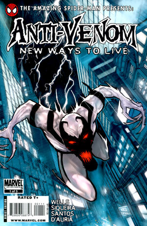 Amazing Spider-Man Presents Anti-Venom - New Ways To Live Vol 1 1