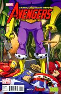 Avengers Earth's Mightiest Heroes Vol 3 4