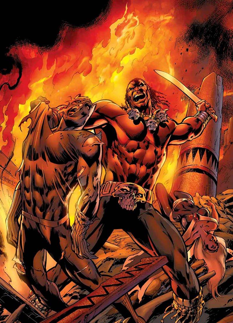 Erik Killmonger (Earth 616)