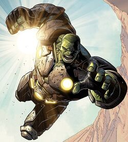 Bruce Banner (Earth-616) from Infinity Vol 1 6 001
