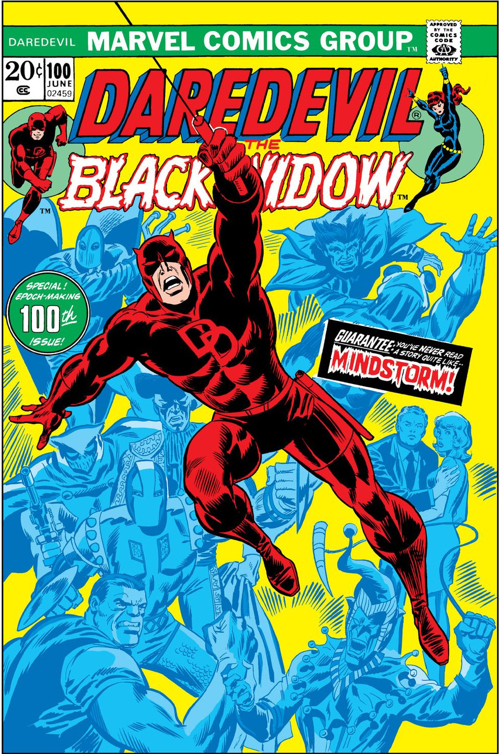 Daredevil Vol 1 100