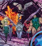 Dark Council (Earth-616) from War of the Realms Vol 1 1 001