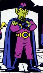 Dorrek VII (Earth-5631) Skrulls Vs. Power Pack Vol 1 2
