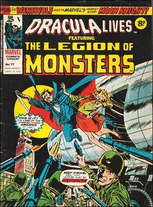 Dracula Lives (UK) Vol 1 77