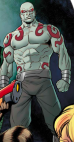 Drax (Earth-415) from Marvel Future Fight An Eye on the Future Vol 1 1 001