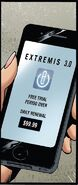 Extremis 3.0 App from Superior Iron Man Vol 1 1 001