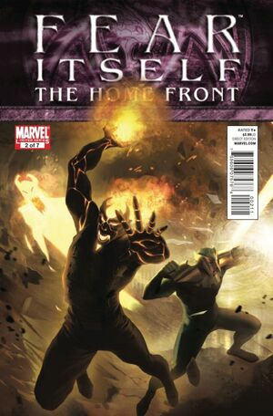Fear Itself The Home Front Vol 1 2