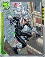 Felicia Hardy (Earth-616) from Marvel War of Heroes 014