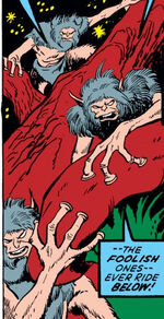 Forest Trolls from Thor Vol 1 195 0001