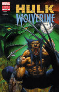 Hulk Wolverine Six Hours Vol 1 1