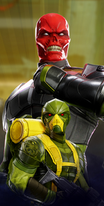 Hydra (Earth-TRN670) from Marvel Strike Force 006
