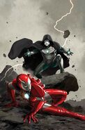 Infamous Iron Man Vol 1 3 Epting Variant Textless