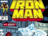 Iron Man Vol 1 239