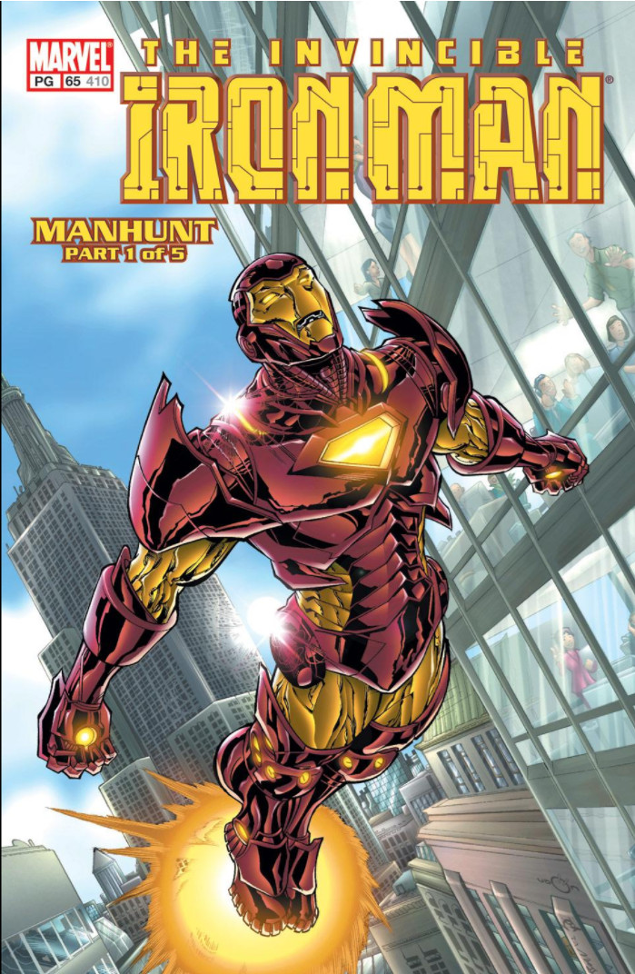 Iron Man Vol 3 65
