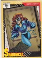 Katherine Pryde (Earth-616) from Marvel Universe Cards Series II 0001
