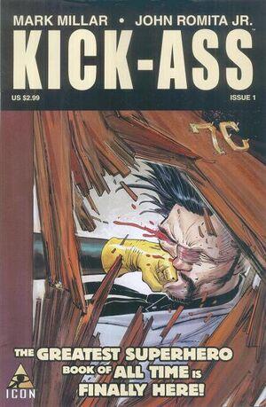 Kick-Ass Vol 1 1