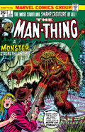 Man-Thing Vol 1 7