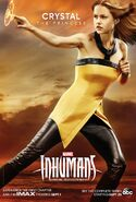 Marvel's Inhumans poster 008