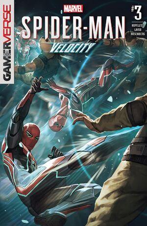 Marvel's Spider-Man Velocity Vol 1 3