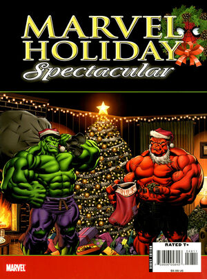 Marvel Holiday Spectacular 2009 Vol 1 1