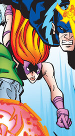 Medusalith Amaquelin (Earth-1298) from Mutant X Vol 1 32 0001