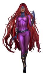 Medusalith Amaquelin (Earth-TRN258) from Marvel Heroes (video game)