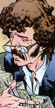 Michael McTeer (Earth-616) from Punisher Year One Vol 1 1 001